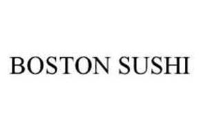 BOSTON SUSHI