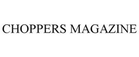 CHOPPERS MAGAZINE