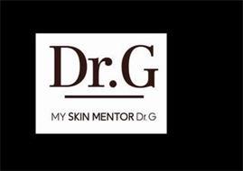 DR. G MY SKIN MENTOR DR.G