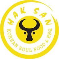HAK SAN KOREAN SOUL FOOD & BBQ