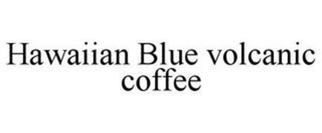 HAWAIIAN BLUE VOLCANIC COFFEE