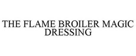 THE FLAME BROILER MAGIC DRESSING