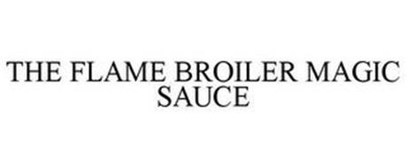 THE FLAME BROILER MAGIC SAUCE