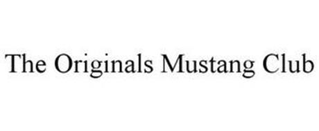 THE ORIGINALS MUSTANG CLUB