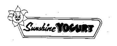 SUNSHINE YOGURT