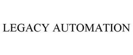 LEGACY AUTOMATION