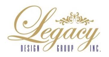 LEGACY DESIGN GROUP INC.