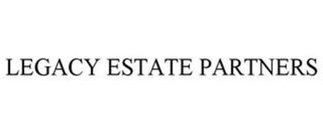 LEGACY ESTATE PARTNERS