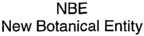 NBE NEW BOTANICAL ENTITY