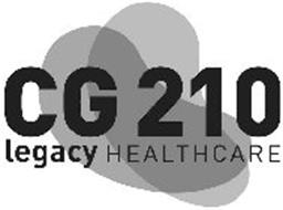 CG 210 LEGACY HEALTHCARE