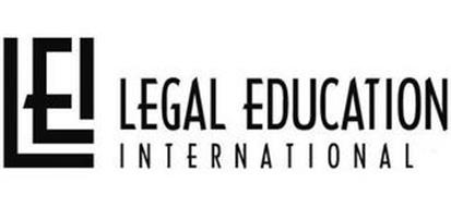 LEI LEGAL EDUCATION INTERNATIONAL