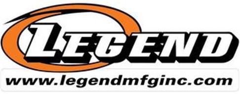 LEGEND WWW.LEGENDMFGINC.COM
