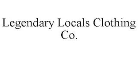 LEGENDARY LOCALS CLOTHING CO.