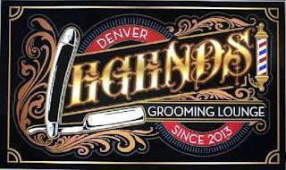 DENVER LEGENDS GROOMING LOUNGE SINCE 2013