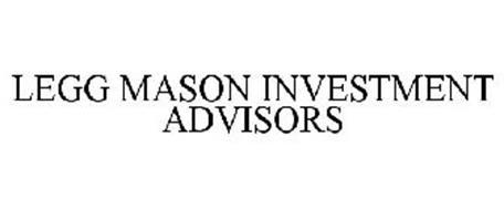 LEGG MASON INVESTMENT ADVISORS