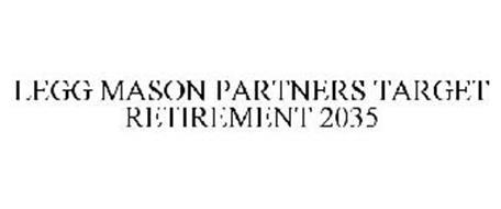 LEGG MASON PARTNERS TARGET RETIREMENT 2035