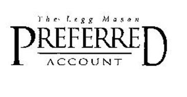 THE LEGG MASON PREFERRED ACCOUNT