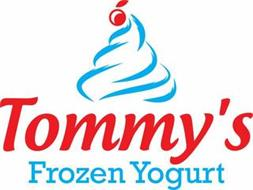 TOMMY'S FROZEN YOGURT