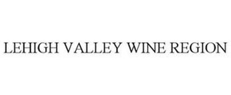 LEHIGH VALLEY WINE REGION