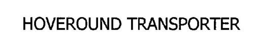 HOVEROUND TRANSPORTER