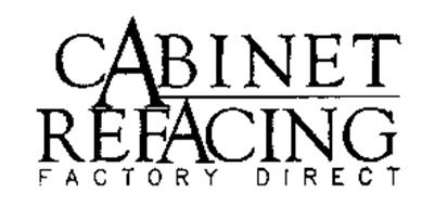 CABINET REFACING FACTORY DIRECT