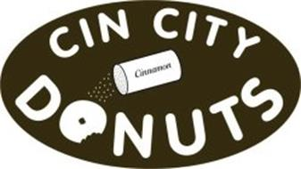 CIN CITY DONUTS CINNAMON