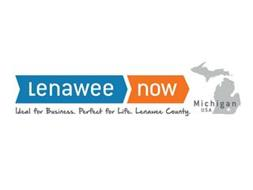 LENAWEE NOW, IDEAL FOR BUSINESS. PERFECT FOR LIFE. LENAWEE COUNTY. MICHIGAN USA