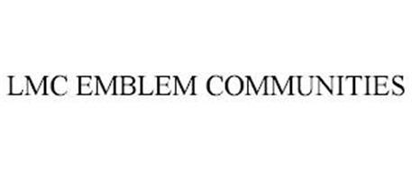 LMC EMBLEM COMMUNITIES