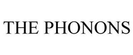 THE PHONONS