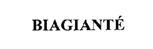 BIAGIANTE