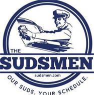 SUDSMEN OUR SUDS. YOUR SCHEDULE SUDSMEN.COM