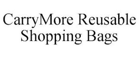 CARRYMORE REUSABLE SHOPPING BAGS