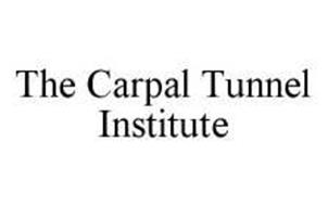 THE CARPAL TUNNEL INSTITUTE