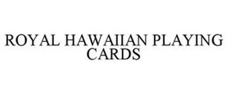 ROYAL HAWAIIAN PLAYING CARDS