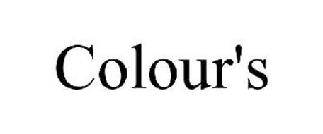 COLOUR'S