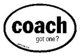 COACH GOT ONE? COACHVILLE.COM