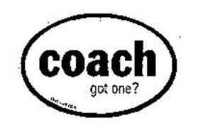 COACH GOT ONE? COACHVILLE.COM