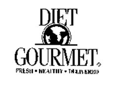 DIET GOURMET FRESH HEALTHY DELIVERED