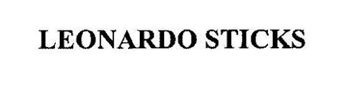 LEONARDO STICKS