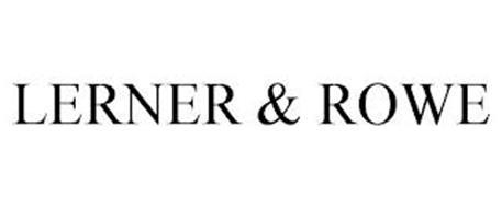 LERNER & ROWE