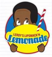 LEROY'S LIPSMACK'N LEMONADE