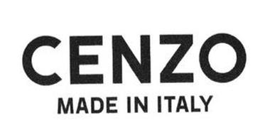 CENZO MADE IN ITALY