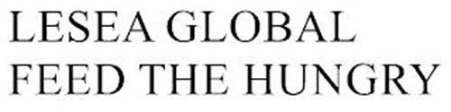 LESEA GLOBAL FEED THE HUNGRY