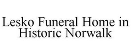 LESKO FUNERAL HOME IN HISTORIC NORWALK