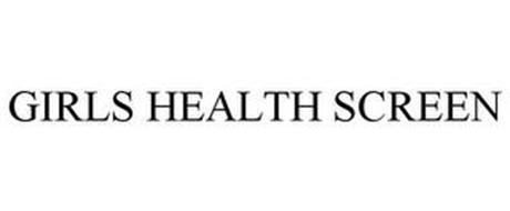 GIRLS HEALTH SCREEN