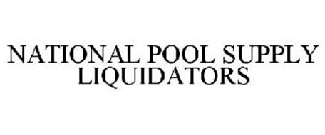 NATIONAL POOL SUPPLY LIQUIDATORS