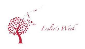 LESLIE'S WEEK