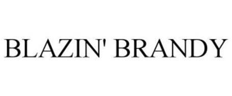 BLAZIN' BRANDY