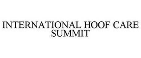INTERNATIONAL HOOF CARE SUMMIT