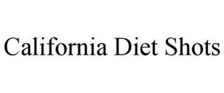 CALIFORNIA DIET SHOTS